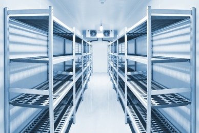 Installation de chambre froide avec l'aide d'un frigoriste