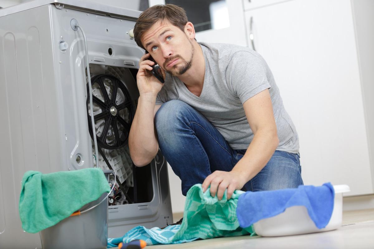 Dépannage de sèche-linge professionnel